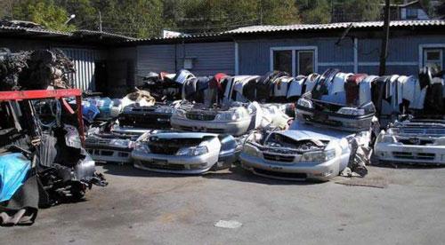 Продажа аварийного авто на разборку. Продать автомобиль в Рязани.